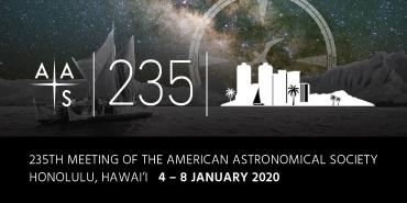 AAS235 meeting promotional image