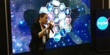 ERS presentation by Dr. Misty Bentz at AAS 233