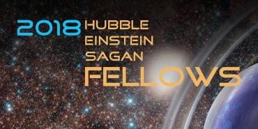 Logo promoting Einstein, Hubble, and Sagan Fellows