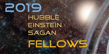 A New Class of Fellows for the NASA Hubble Fellowship Program