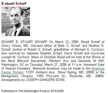 search scharf