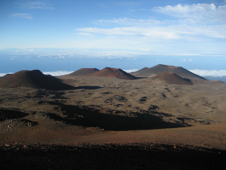 mauna kea volcano - HD2816×2112