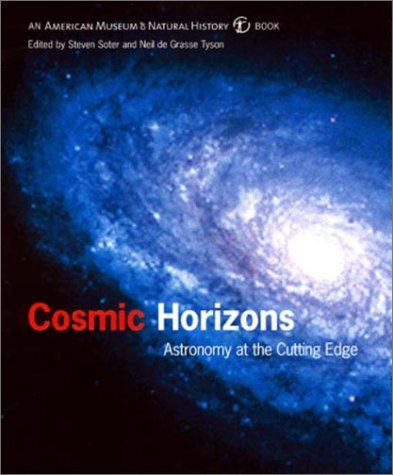 Cosmic Horizons Book Cover